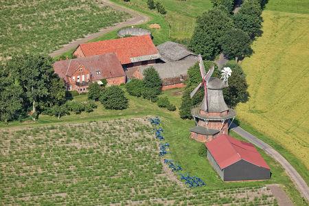Luftaufnahme Feldmühle