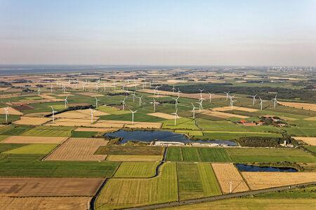 Luftaufnahme Windpark Wester