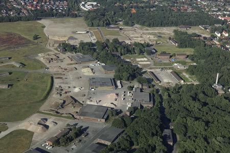 Neubauten Fliegerhorst