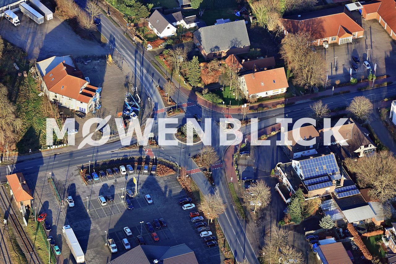 Kreisel Ahlhorn Luftbild