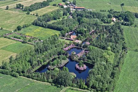 Luftaufnahme Hayenweg