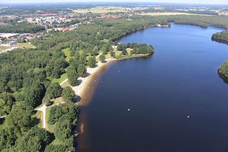 Luftaufnahme Isernhagen