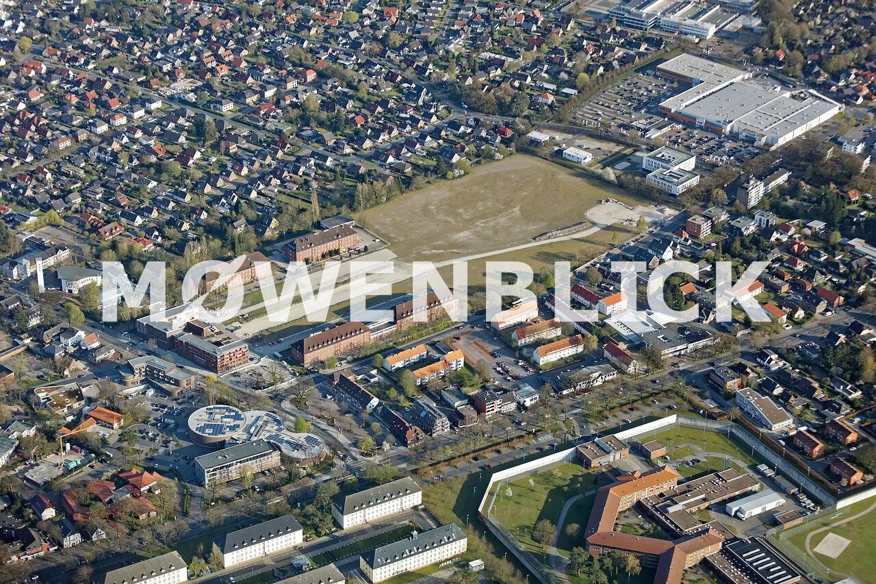 MediTech-Areal Kreyenbrück Luftbild