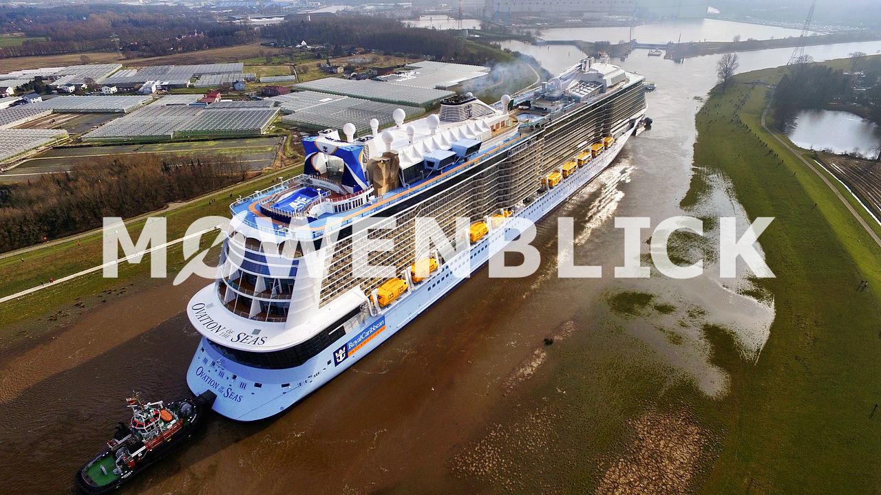 Ovaition of the Seas Luftbild