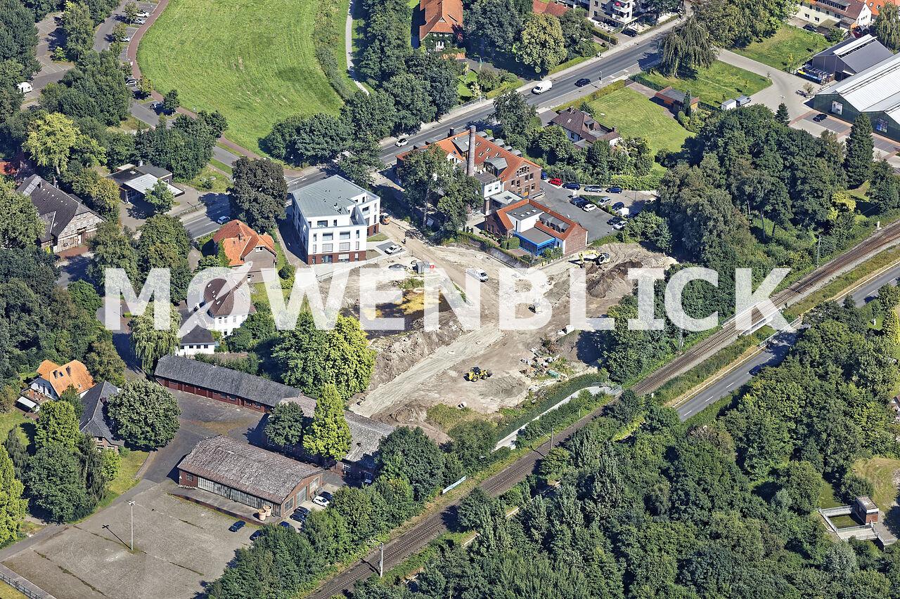 Zum Brockhoff Luftbild