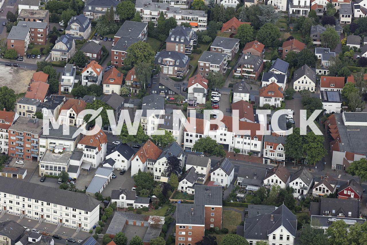 Nadorster Straße Luftbild