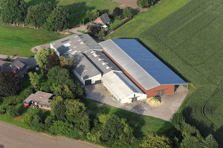 Luftaufnahme Dötlingen Brettorf