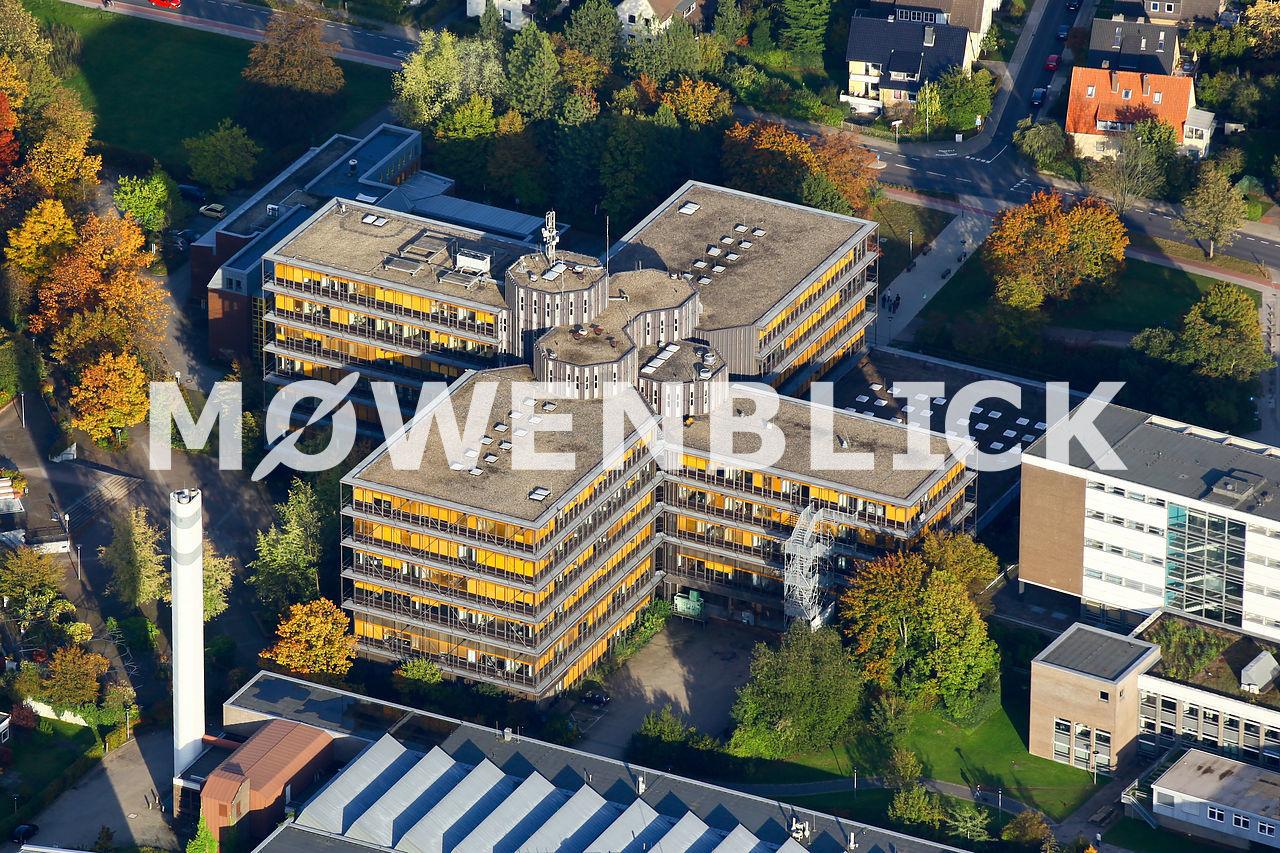 Universität Luftbild