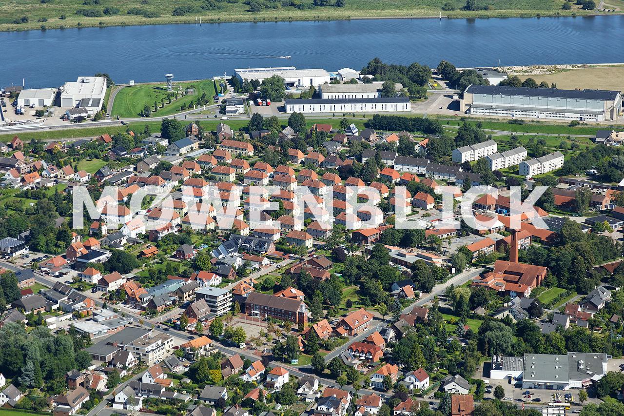 Eschhofviertel Luftbild