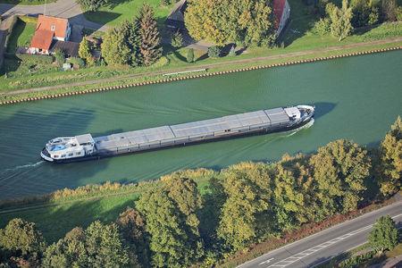 Luftaufnahme Mittellandkanal