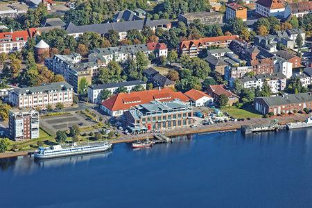 Luftaufnahme Küstenmuseum