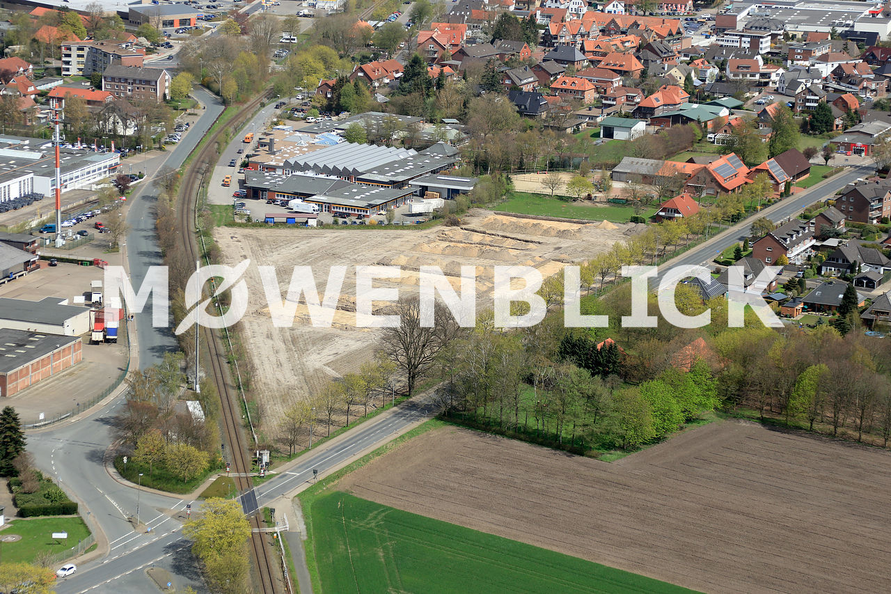 Köhlerwiese Luftbild