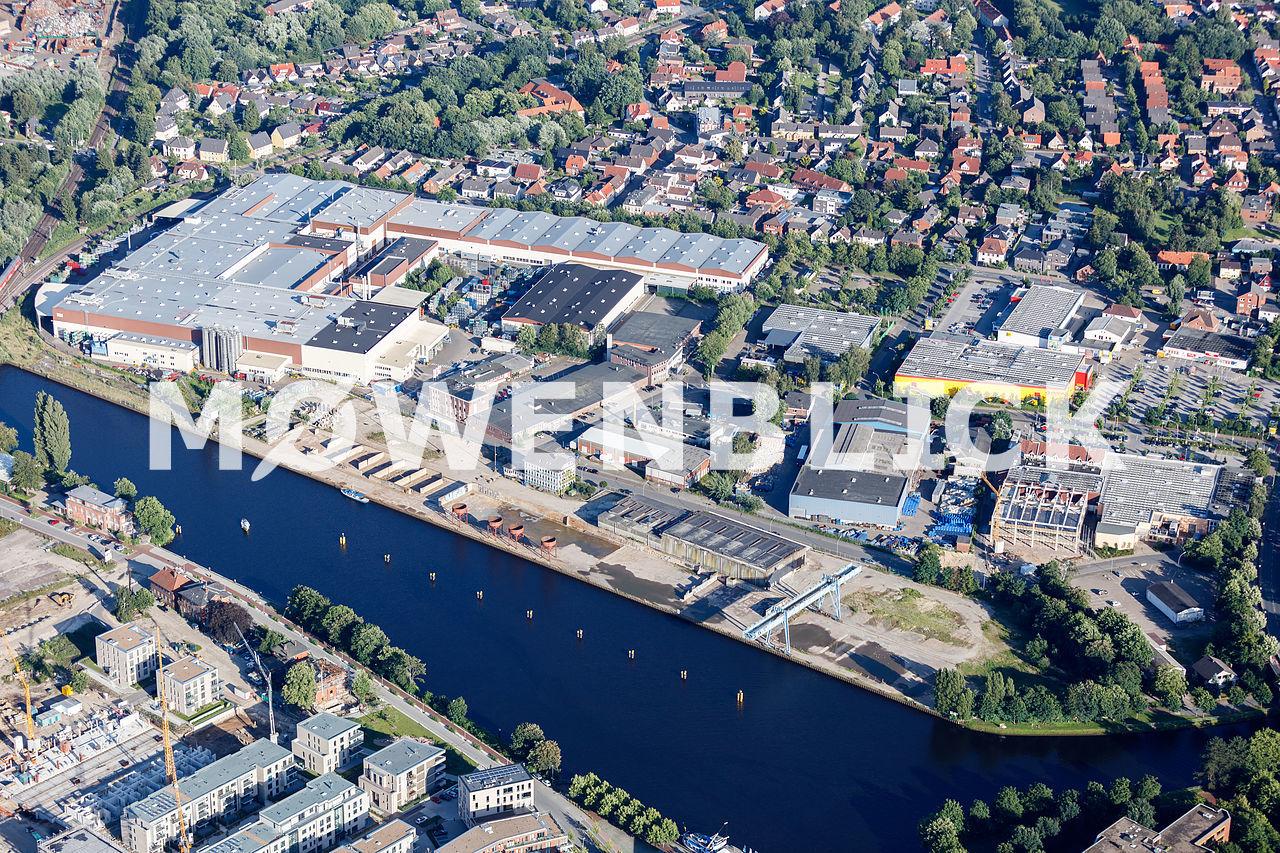 PEGUFORM SMP Deutschland Luftbild