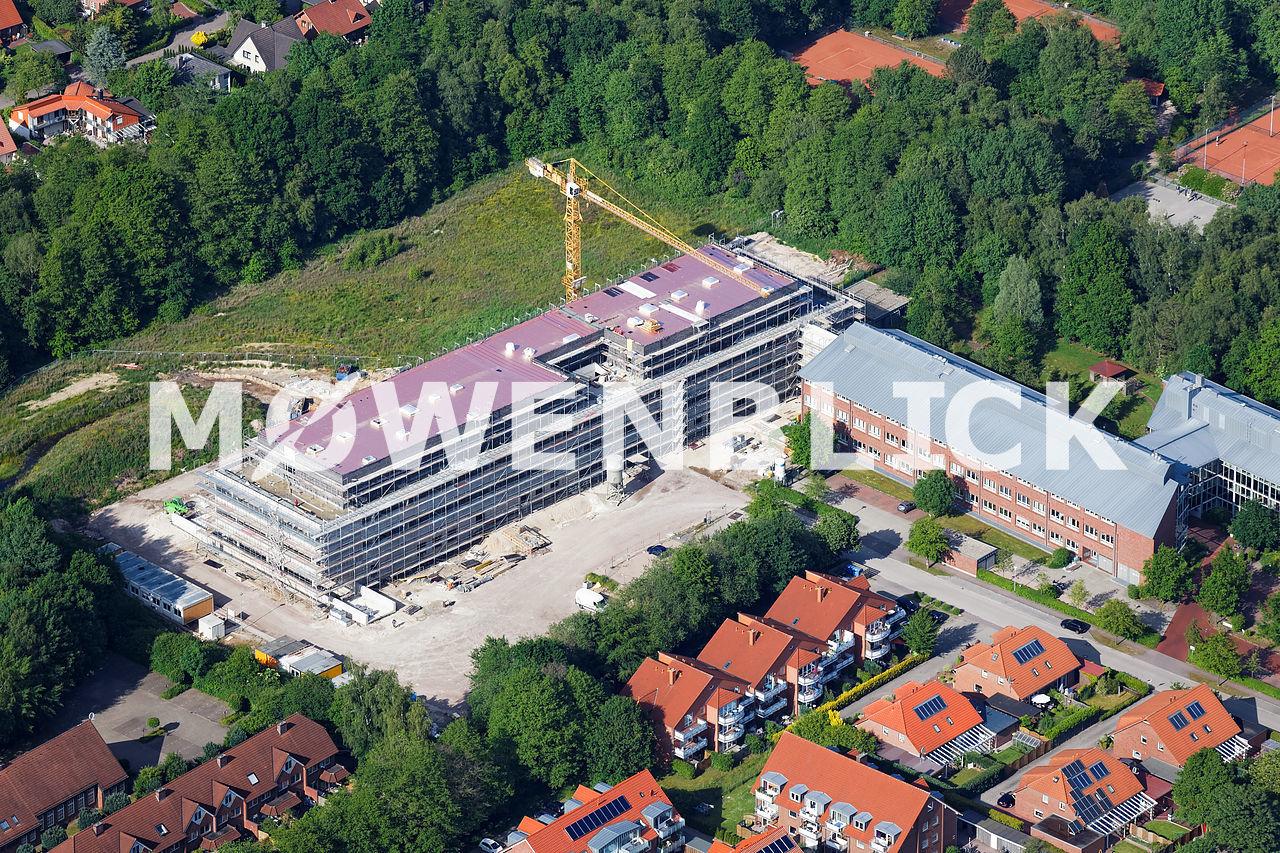 Laves Kreyenbrück Luftbild
