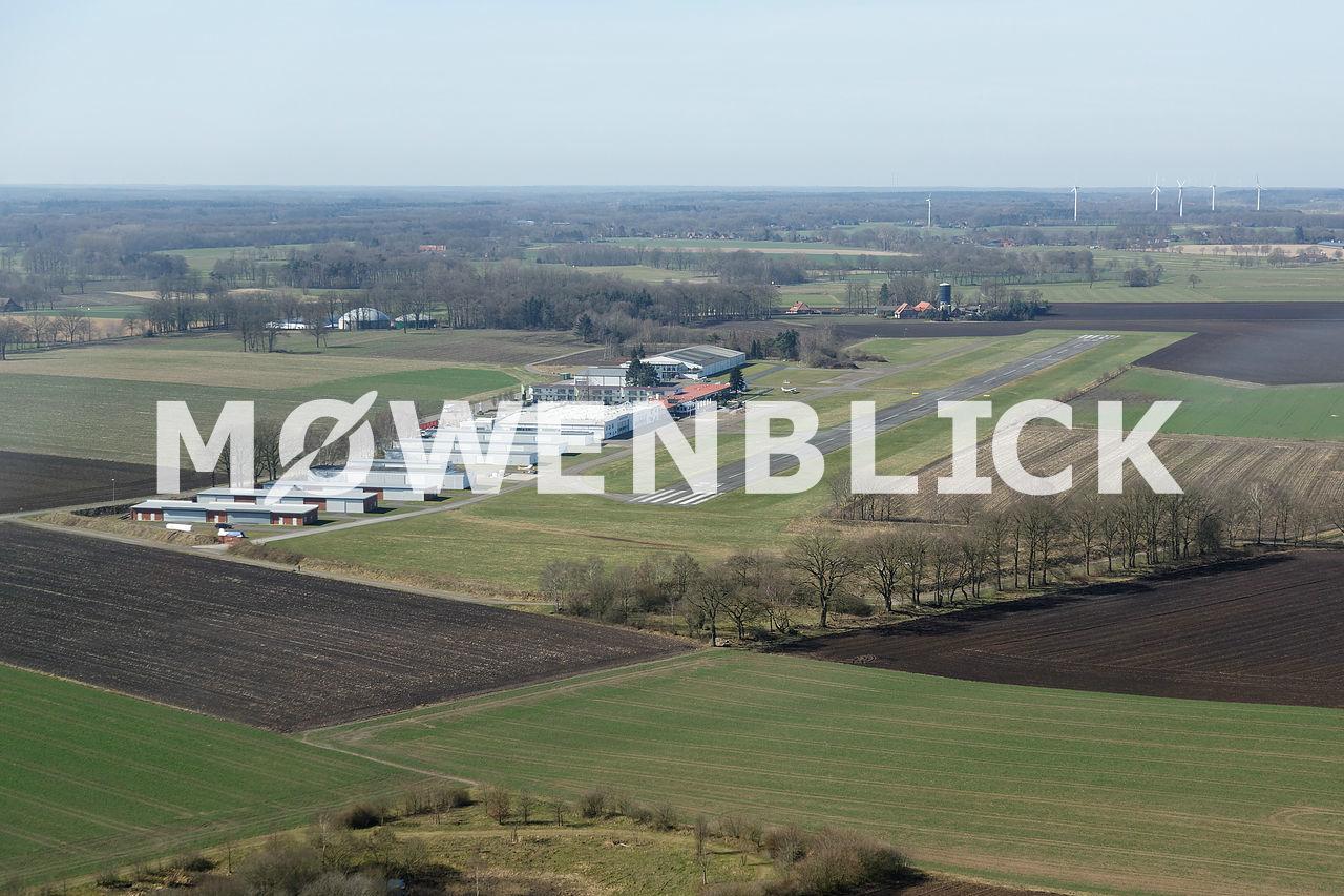 Atlas Airfield Luftbild