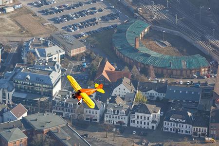 Luftfotos aus Oldenburg im Februar 2017