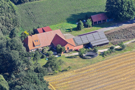 Luftaufnahme Staffhorst