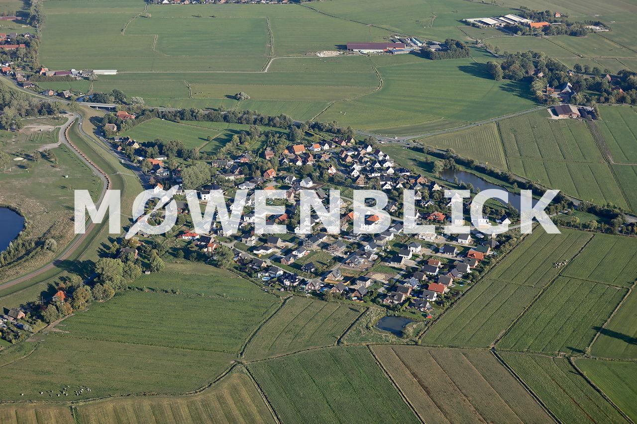 Ritzenbüttel Luftbild