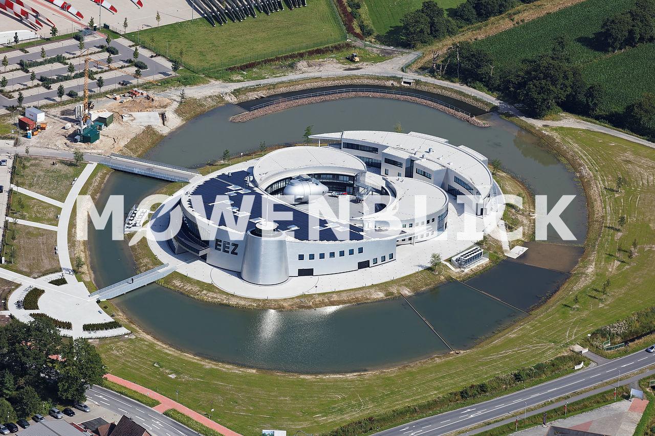 Energie- Bildungs und Erlebniszentrum E 115 Luftbild