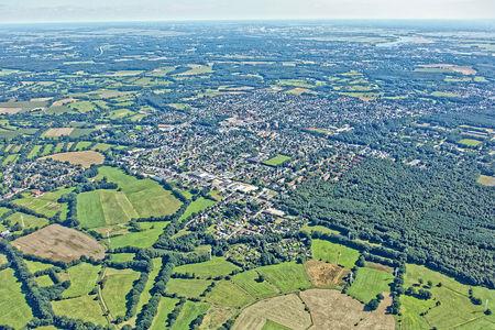 Luftaufnahme Schwanewede