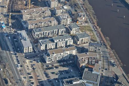 Alter Stadthafen Nordseite