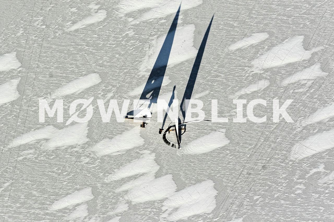 Eissegler Luftbild