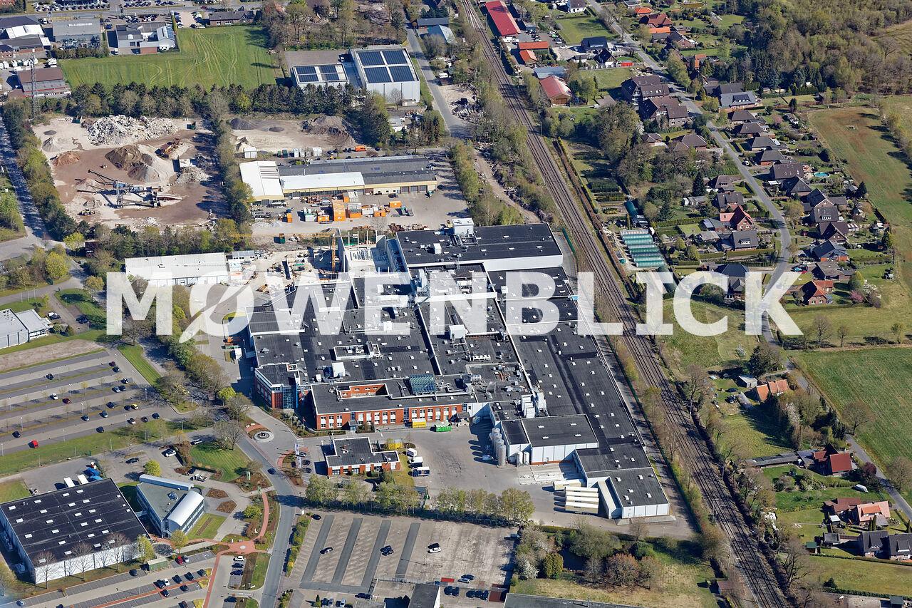 Rügenwalder Mühle Luftbild