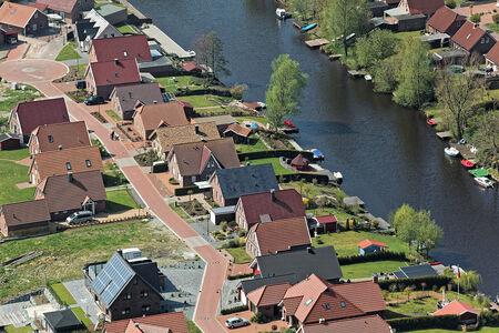 Luftaufnahme Timmel