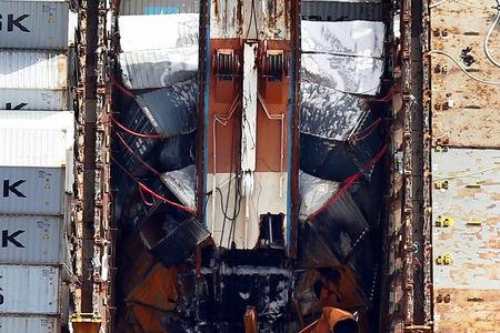 Maersk Karachi Kran