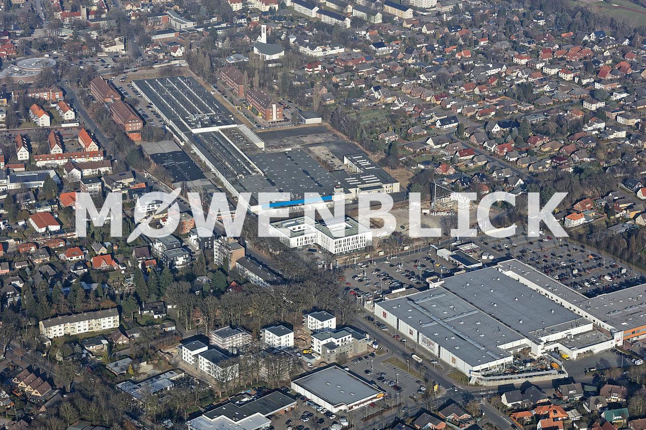 ACC Gelände Luftbild