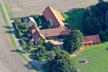 Luftaufnahme Mellinghausen