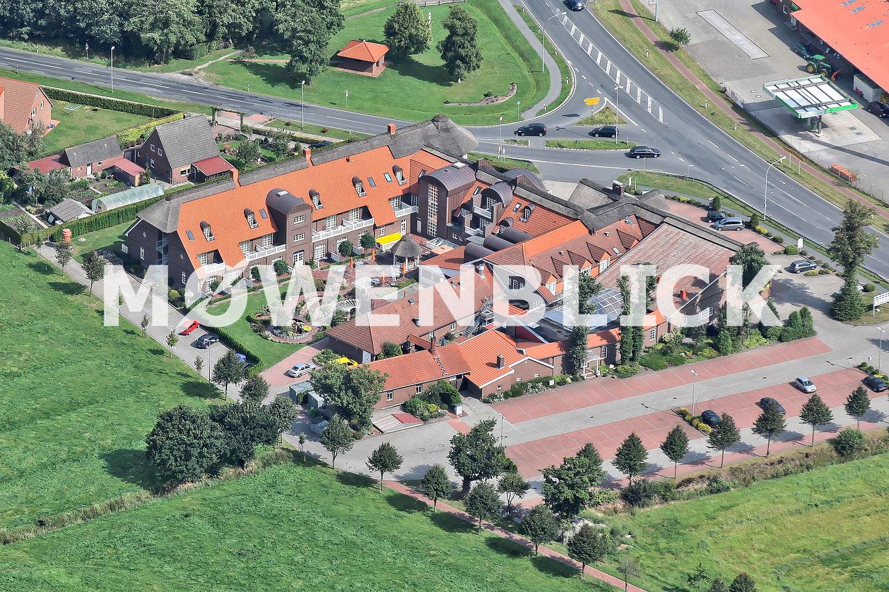 Landgasthof Alte Post Luftbild