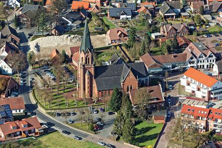 Luftaufnahme St. Vitus