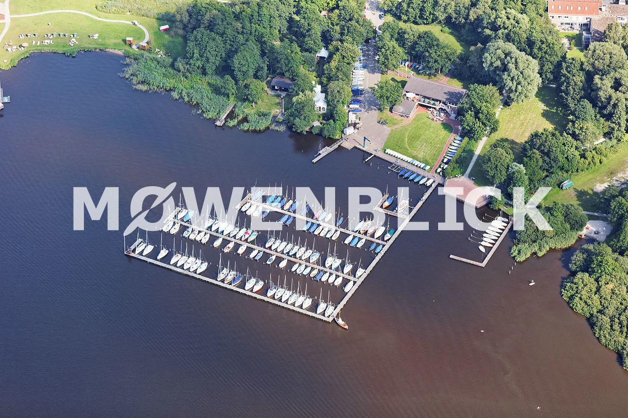 Zwischenahner Segelclub Luftbild