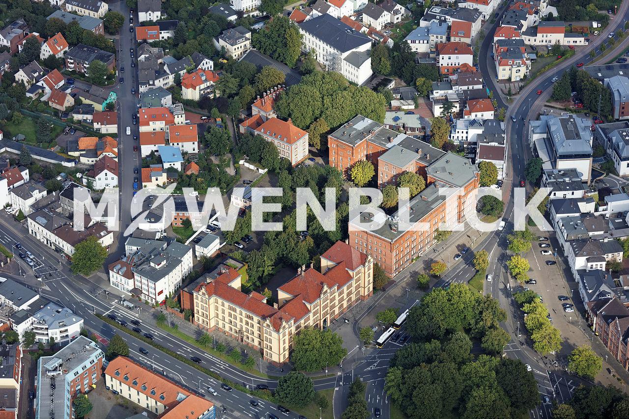 Landesbibliothek Luftbild