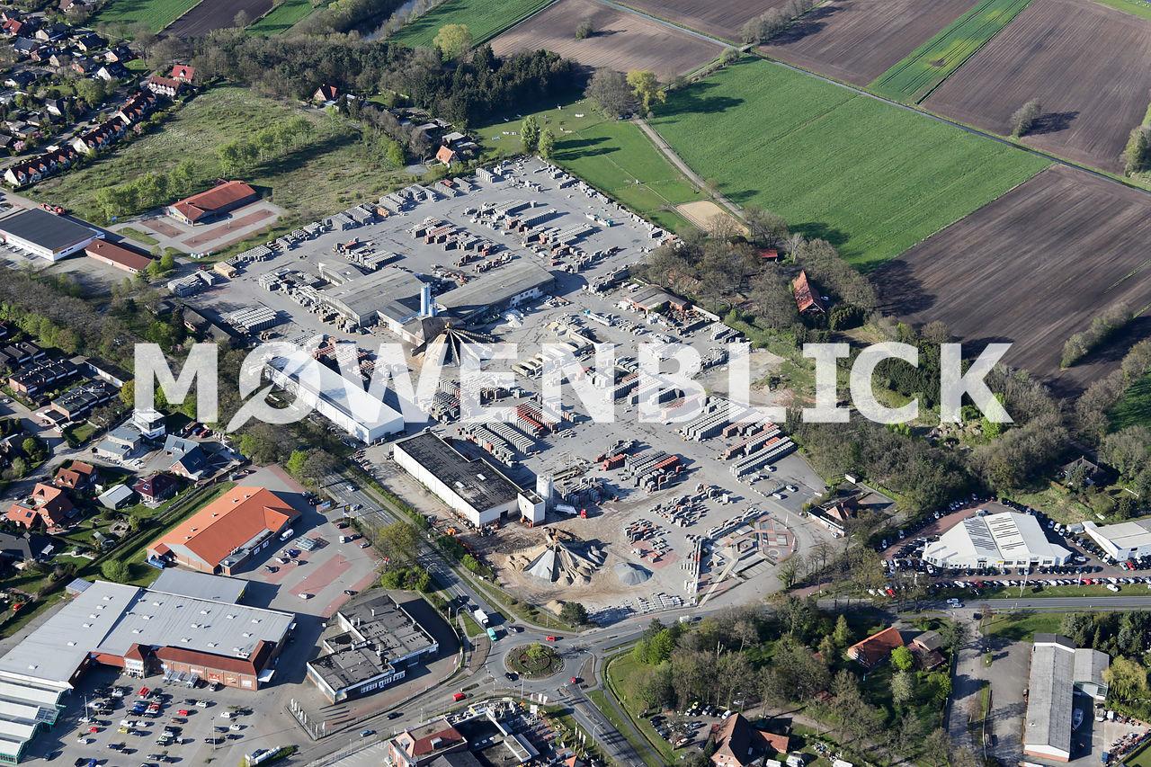 Berding Beton Luftbild