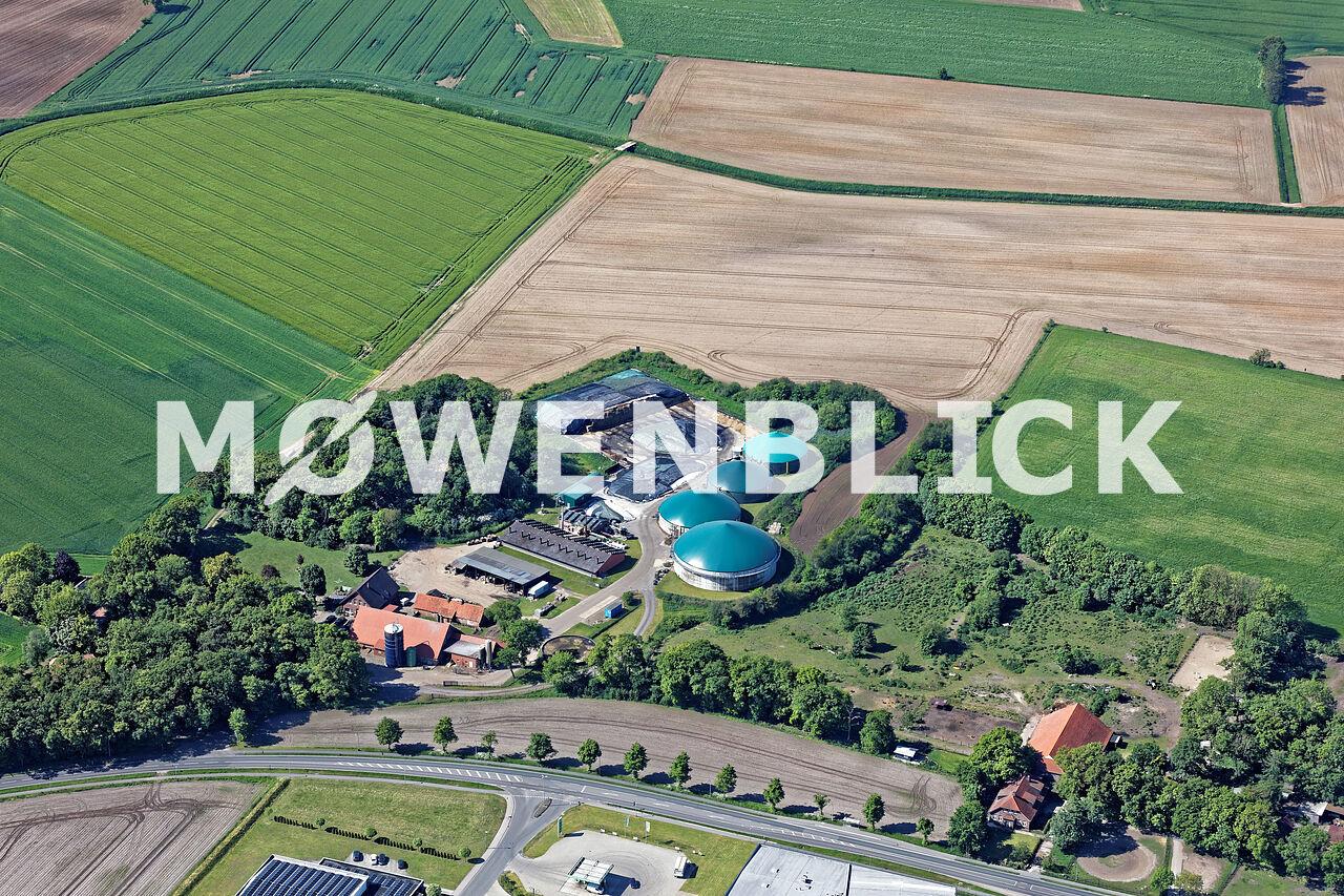Bümmersteder Straße Luftbild