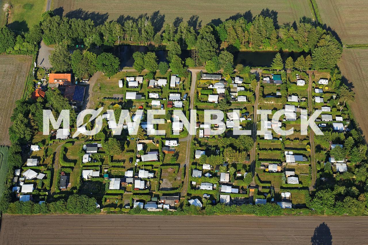 Campingplatz Tannenhof Luftbild