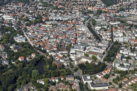 Luftaufnahme Altstadt