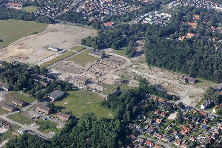 Fliegerhorst Neubauten