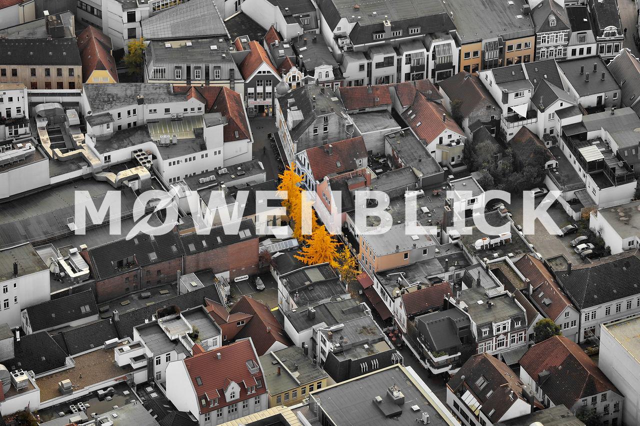 Mottenstraße Luftbild