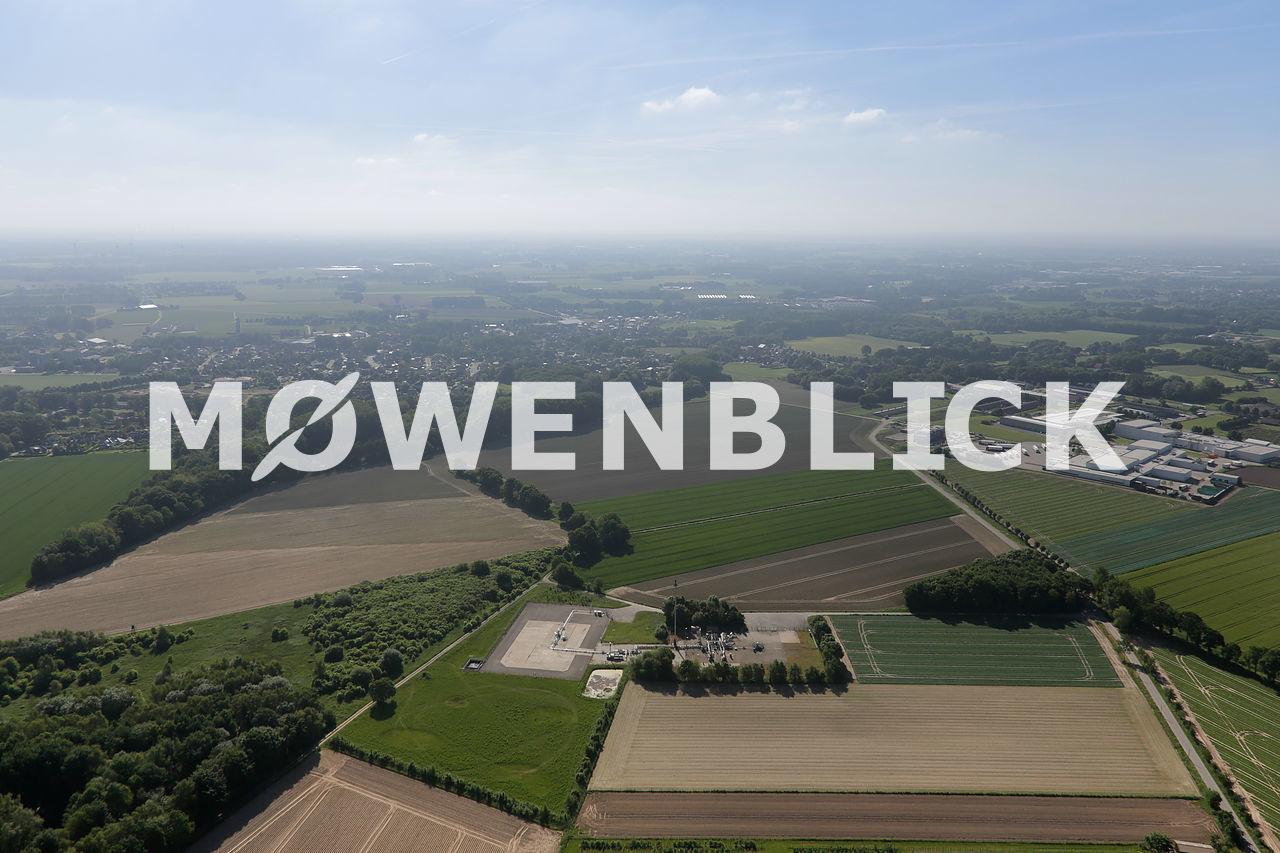 Goldenstadt Z19 Z25 Luftbild