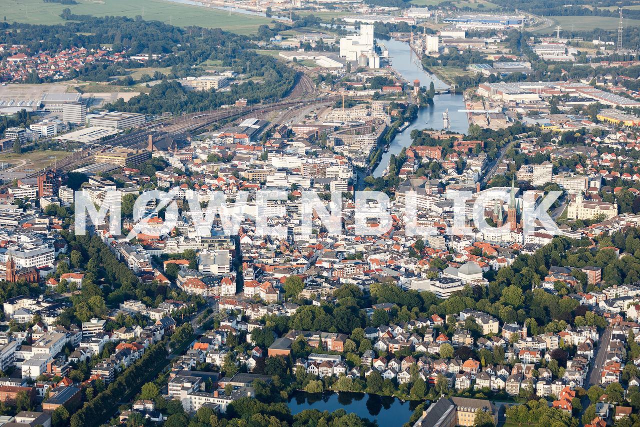 Oldenburg Luftbild