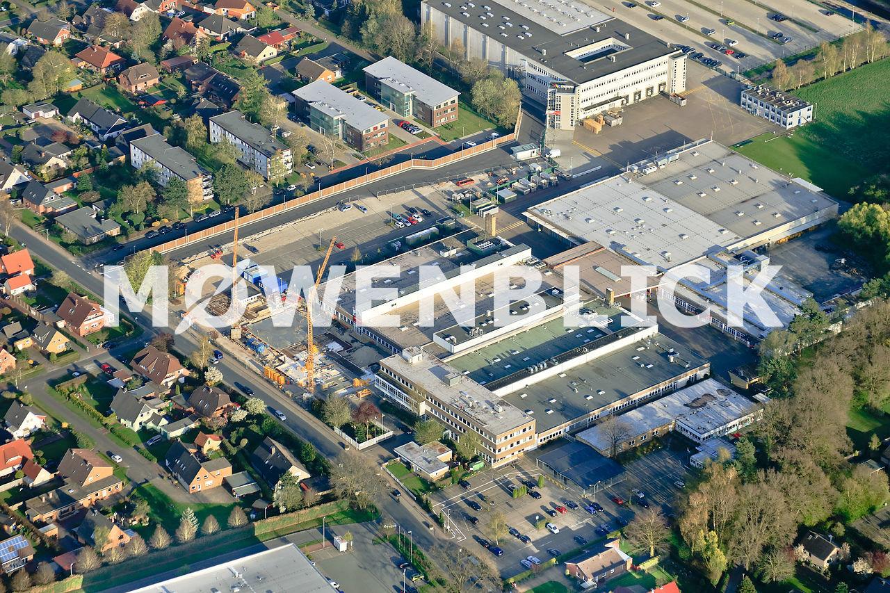 Cewe-Color Luftbild